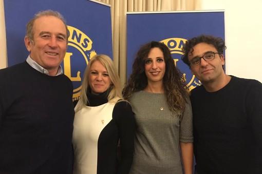 Giulio Doveri, Giorgia Baratta, Gaya Pastore, Giorgia Baratta e Antonio Ciccarelli