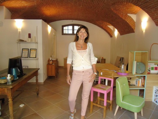 CASA SUBITO IN VALLE D'AOSTA: Negozio/laboratorio in affitto in centro Aosta, via Xavier de Maistre