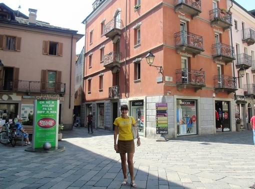 CASA SUBITO IN VALLE D'AOSTA: Bilocale arredato in affitto in centro Aosta, Place des Franchises