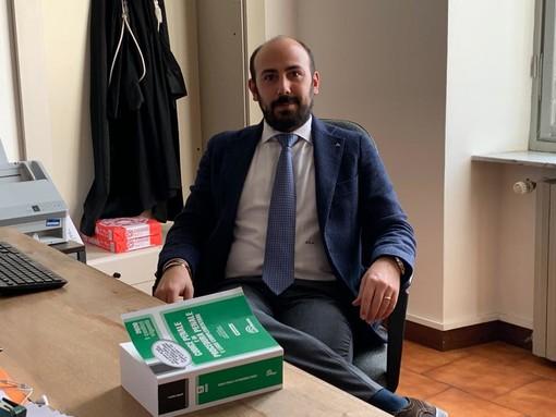 Il pm Manlio D'Ambrosi