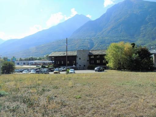 CASA SUBITO IN VALLE D'AOSTA: Grande terreno edificabile in vendita a Quart, fr. Torrent de Maillod