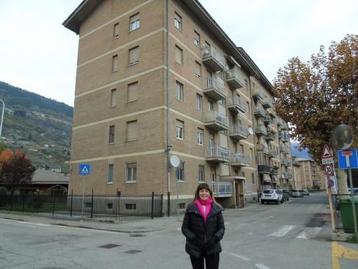 CASA SUBITO IN VALLE D'AOSTA: Alloggio con 2 camere in vendita ad Aosta, viale Europa