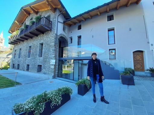 CASA SUBITO IN VALLE D'AOSTA: Bilocale arredato in affitto in centro Aosta, Piazza Caveri