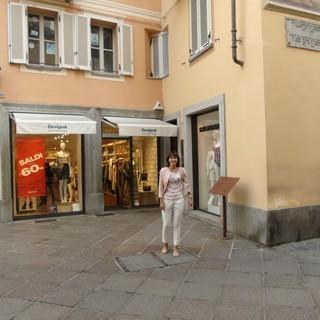 CASA SUBITO IN VALLE D'AOSTA: Bilocale arredato in affitto in centro Aosta, via De Tillier