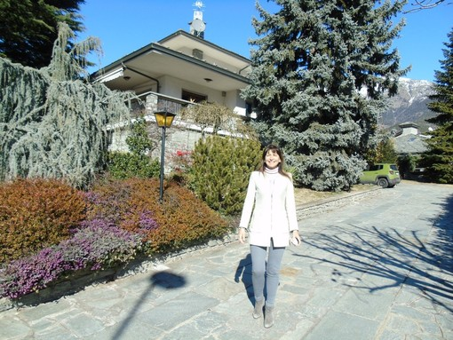 CASA SUBITO IN VALLE D'AOSTA: Prestigiosa villa in vendita ad Aosta, Regione Le Saraillon