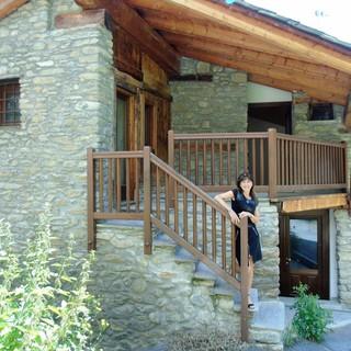CASA SUBITO IN VALLE D'AOSTA: Alloggio con 2 camere ad Aosta, fr. Arpuilles