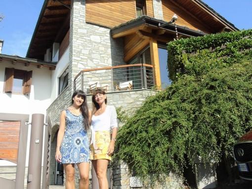 CASA SUBITO IN VALLE D'AOSTA: Splendida villa al Villair di Quart, villaggio Vianoz
