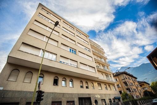CASA SUBITO IN VALLE D'AOSTA: Alloggio ristrutturato in affitto ad Aosta, via Monte Solarolo
