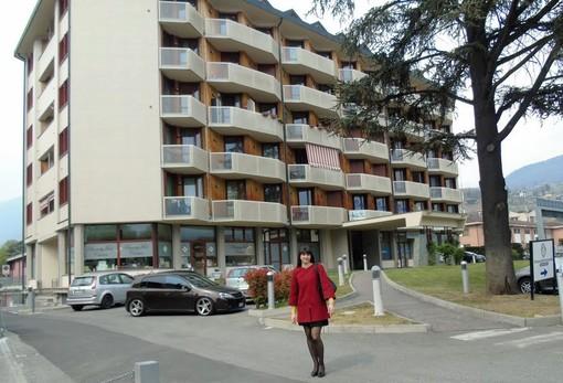CASA SUBITO IN VALLE D'AOSTA: Alloggio con 2 camere in affitto ad Aosta, via Croix Noire