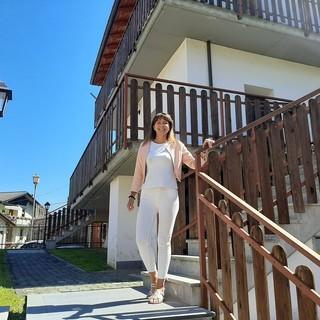 CASA SUBITO IN VALLE D'AOSTA: A Charvensod frazione Felinaz alloggio indipendente con terrazzi a Charvensod, fr. Felinaz