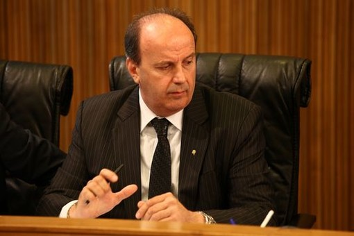 Elso Gerandin, Consigliere regionale Mouv