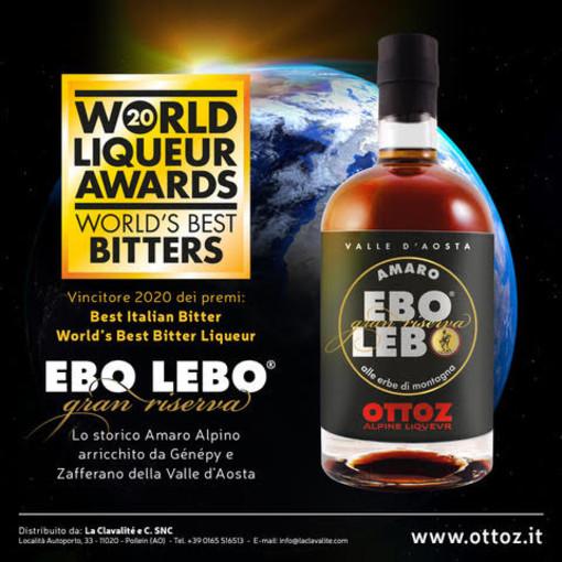 Ebo Lebo il Miglior Amaro al Mondo - Miglior Amaro Italiano