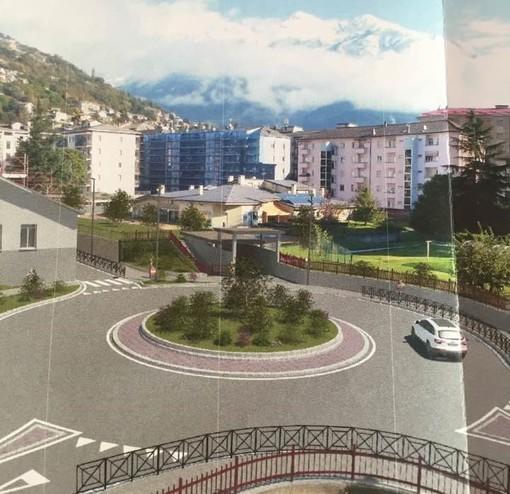 Aosta: Aperto il prolungamento di via Elter, collegamento tra assi di traffico