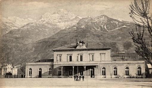 Stazione Aosta (Virtual Museum Vallée d'Aoste)