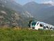 Un tratto della linea ferroviaria (foto credit Lorenzo Pallotta- Ferrovie Info)