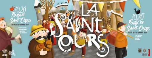 Foire de Saint Ours: Oltre 1000 artigiani artisti aspettano 150mila visitatori