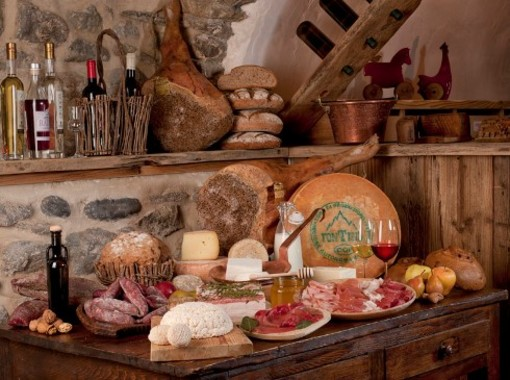 I prodotti di tradizione eccellenze della Valle d'Aosta