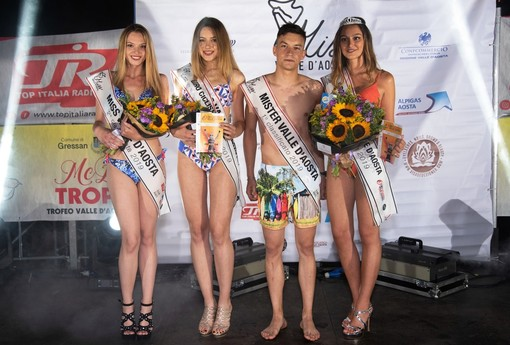 Nella foto di Vincenzo Garofalo da sn: Irene Motto Ros, Eliana Moise, Cosmin Filimon e Virginia Sarriod D'Introd.