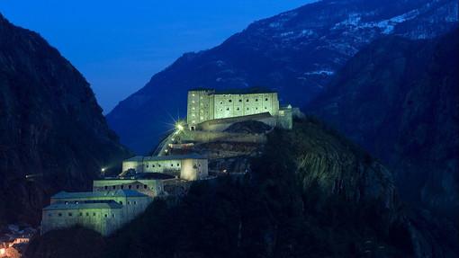 Il Forte di Bard chiude da domani a data da destinarsi