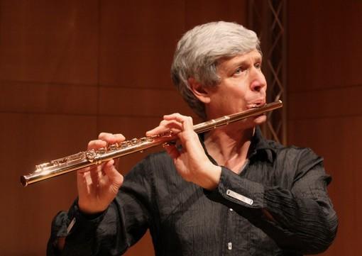 Il maestro Giovanni Miszczyszyn, referente per i Jeudi di Conservatoire