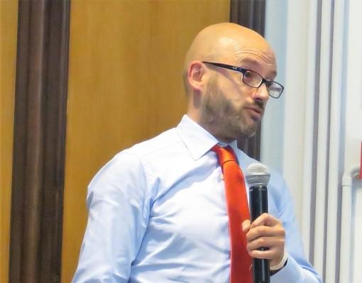Matteo Fratini, nuovo vertice dell'Aps