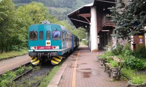 COMUNICAZIONE POLITICA AUTOGESTITA: Rc 'Ferrovia Aosta-Pré Saint Diedier è strategia'