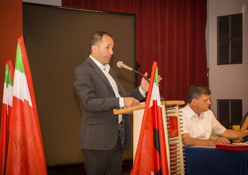Domenico Falcomatà, segretario regionale Cgil VdA