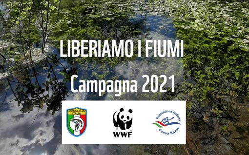 Oltre 11.000 le barriere che in Italia intrappolano i corsi d'acqua. Campagna Wwf, Federcanoa, Spinning Club Italia
