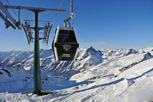 Impianti di risalita valdostani si preparano alla ripartenza dello sci