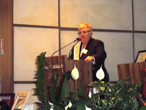 Fiorella Venturella presidente di Culturalmente Aosta