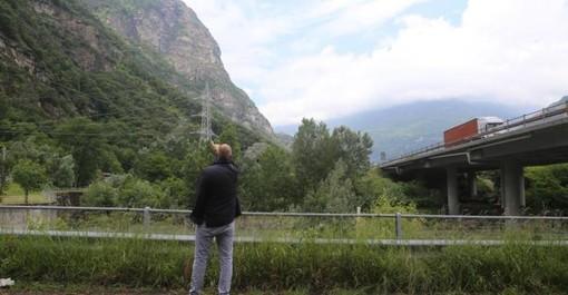 A Pont-Saint-Martin incontro su monitoraggio della Frana di Quincinetto