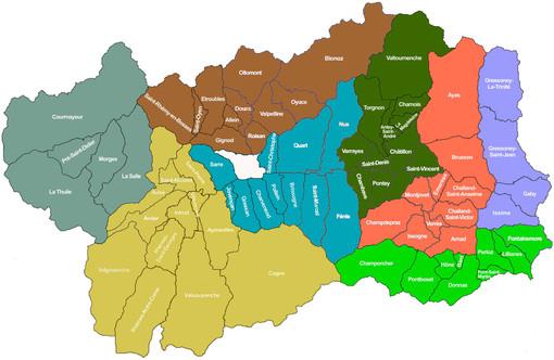 Il GAL Valle d'Aosta seleziona dei professionisti per l'incarico di DPO