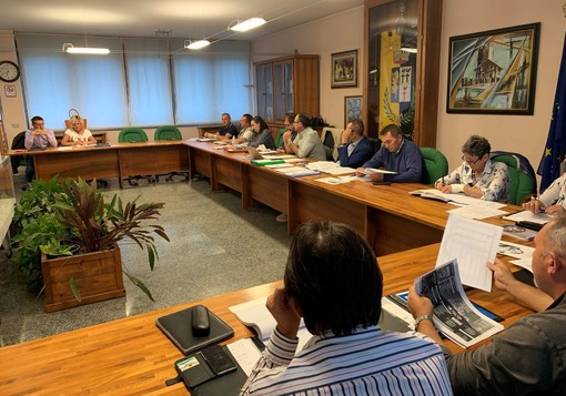 La seduta del Consiglio comunale di Gressan