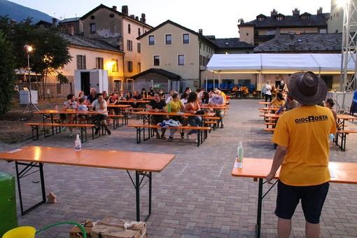 Aosta Iacta Est organizza da anni l'evento di successo 'giocAosta'