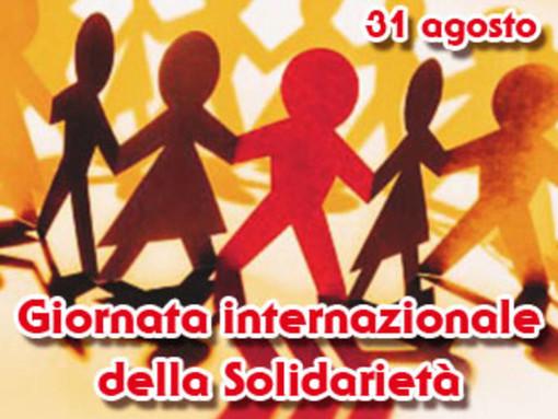 31 agosto Giornata Mondiale della Solidarità