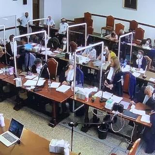 Processo Geenna, sentenza anticipata a mercoledì 16 settembre