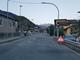 Tratto della regionale 20 a Chevrot nel comune di Gressan