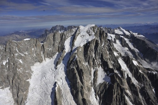 Più attenzione all'evoluzione morfologica dei ghiacciai