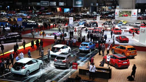 Public en baisse au Salon de l'auto de Genève
