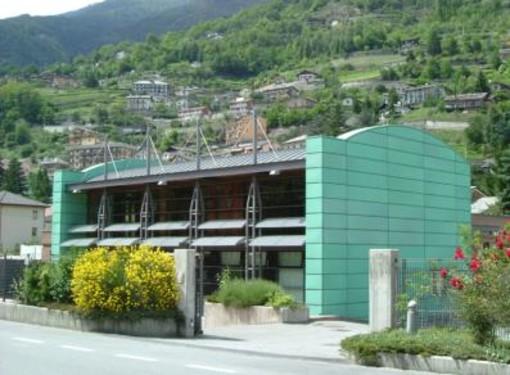 La sede di degustazione dell'Institut agricole régional