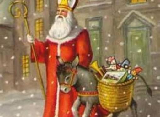 La notte di San Kloas, ai bambini di Gressoney porta mele noci cioccolato