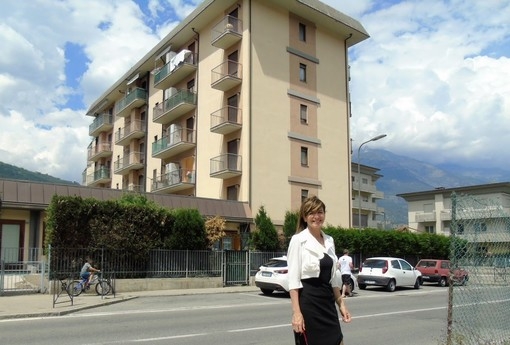 CASA SUBITO IN VALLE D'AOSTA: Bilocale arredato in vendita ad Aosta, via Kaolack