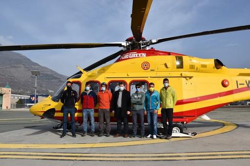 Cinque nuovi Tecnici esperti al Soccorso alpino valdostano