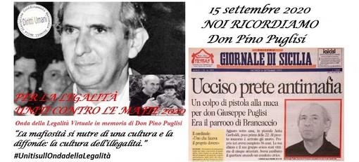 L'attualità del messaggio sociale e cristiano di Don Puglisi trucidato dalla mafia