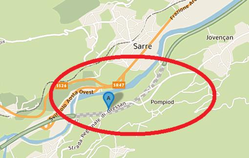 L'Automobile club tedesco, lancia l'allarme sulla sicurezza galleria Les Cretes autostrada Aosta-M.Bianco
