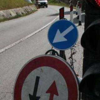 Modifiche alla circolazione lungo la strada regionale di Roisan