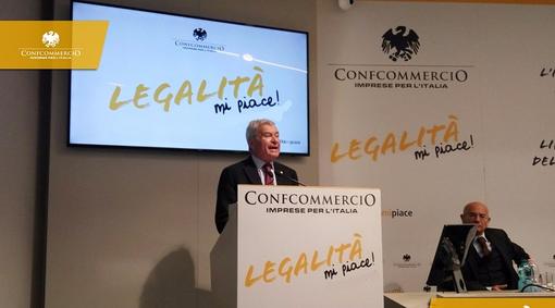 GIORNATA DELLA LEGALITA DI CONFCOMMERCIO