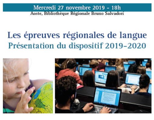 Les épreuves linguistiques régionales :  présentation du dispositif