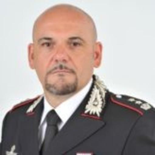 Il tenente colonnello Carlo Lecca