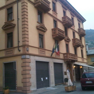 La sede della sezione regionale della Corte dei conti di Aosta